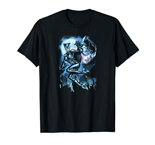 Batman Moonlight Catwoman T-Shirt