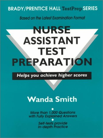 Nurse Assistant-Test Preparation