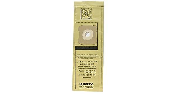 Kirby Micron Magic bolsas de vacío Sentria Ultimate Diamond ...