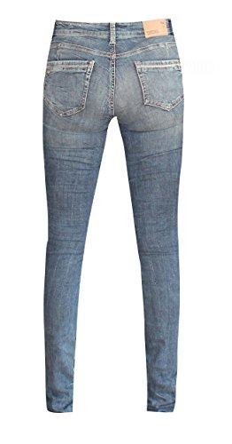 Coccara Damen Jeans Hose Lily Women's Denim CD118849 Cw7136 - Blue vK93q
