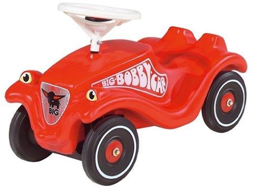 BIG Bobby Car Classic Set mit Flüsterrädern und Schuhschonern
