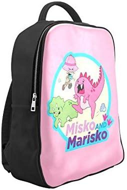 The Expanse Backpack Misko and Marisko Pink Backpack