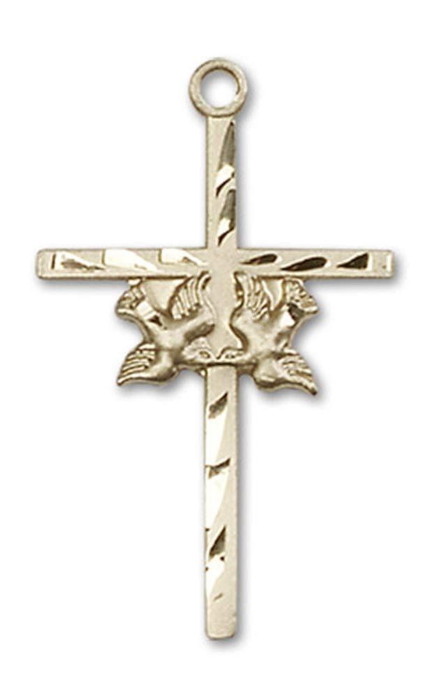 Women Pendants eledenimport.com 18 Chain Religious Obsession Gold ...