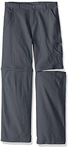 - Columbia Boys Silver Ridge Iii Convertible Pants, Graphite, Medium