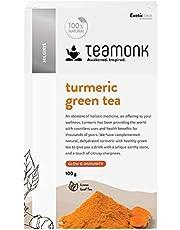 Teamonk Green Tea Variation