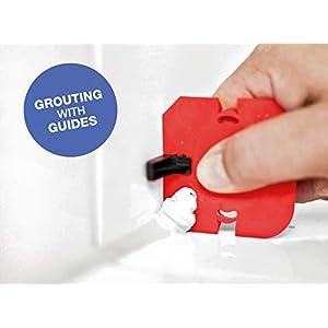 Cramer CRA 40407 EN Grouting & Silicone Profiling Kit 7