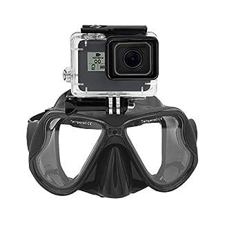 Gafas buceo para GoPro 1