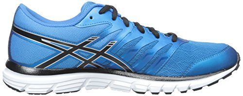 ASICS Men's GEL Zaraca 4 Running Shoe Methyl Blue/Black/Silver pre order view sale online GH0Vd