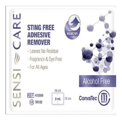 Convatec 34514900 Adhesive Remover Sensi-care Wipe 30 Per Pack 413500 Box Of 600 by ConvaTec