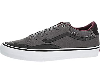 b7b92862f278f9 Vans TNT Advanced Prototype Pewter Black-White 5 M US