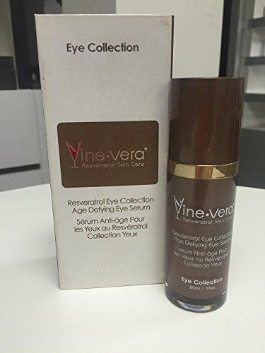 Vine vera Resveratrol Age Defying Eye Serum (Eye Collection) 30ml (Vine Vera Resveratrol Dark Circle Eye Cream)