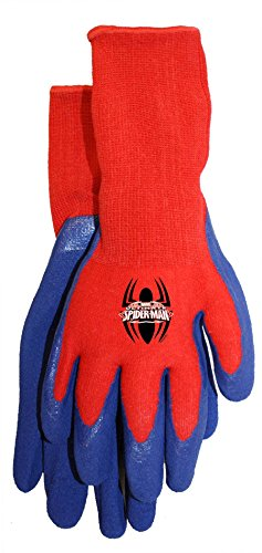 Marvel Spiderman Kids Garden Gripping Glove