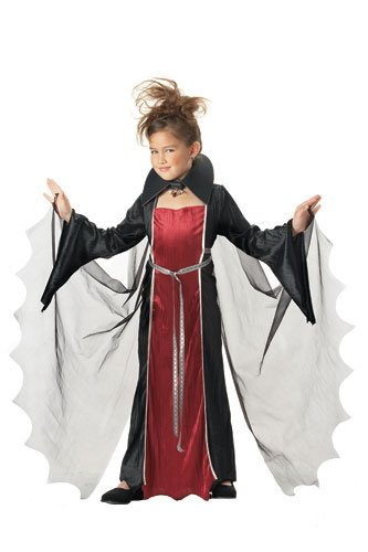 Vampiress Vampire Costumes (California Costumes Toys Vampire Girl, Medium)
