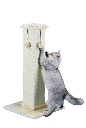 Go Pet Club Cat Tree, 35-Inch, Beige ()