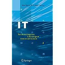 IT: Technologien, Lösungen, Innovationen