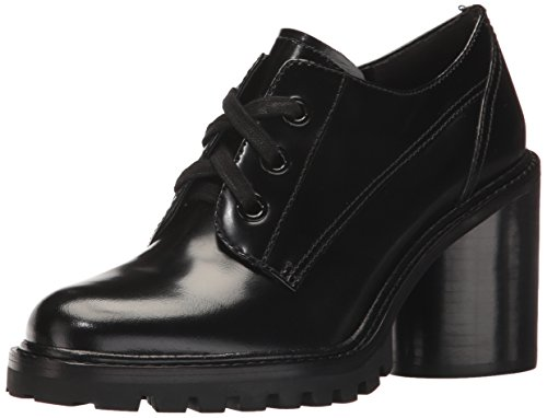 Marc Jacobs Womens Gwen Lace up Bootie Ankle Boot Black EOgw4OdrN
