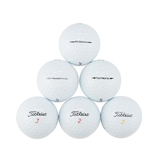 Titleist Mix Mint Recycled Golf Balls (Pack 24)