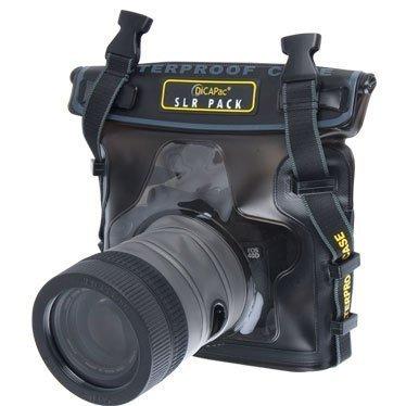 Dicapac Waterproof Case - DiCAPac Waterproof Case for Nikon D40, D60, D90, D3000, D300S, D5000, Underwater Hous.