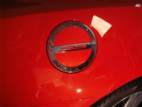 camaro ss fuel door - 2
