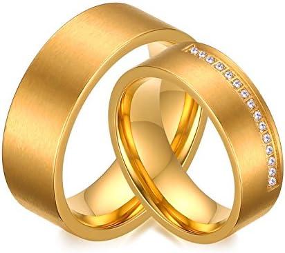 ジュエリー 人気 ブランド 18K 指輪 レディース シンプル ゴールド ルビー スウィート 指輪 12号
