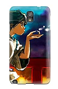 Tpu Case For Galaxy Note 3 With Spirited Away