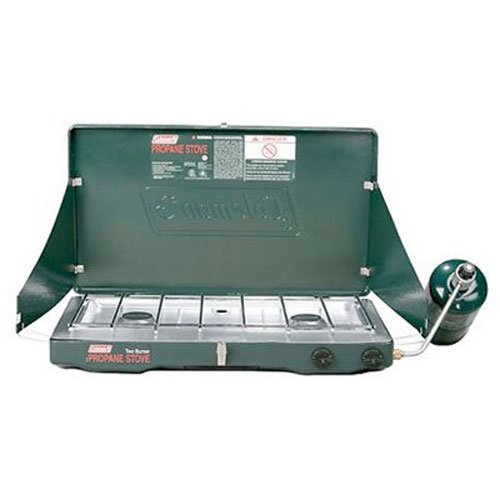 double burner gas stove - 5