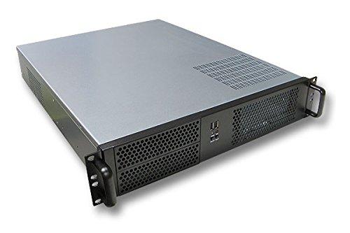 High-Tech HTCR2U450L - Caja para PC, Color Negro High Tech Co. Ltd.