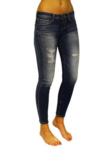 Pepe Damen Jeans CHER L.28 26/28 blau