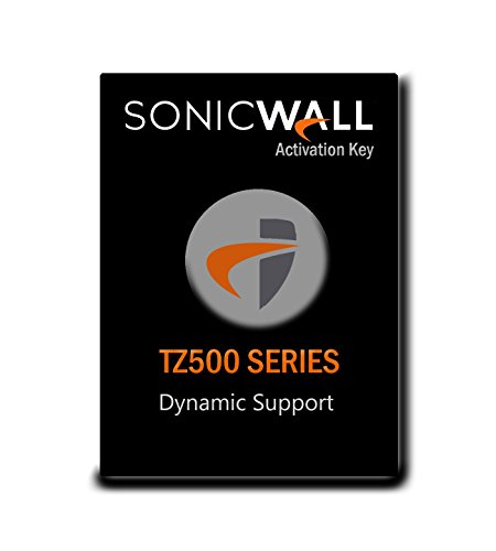 SonicWall | 01-SSC-0472 | Standard Support for SonicWall TZ500 Series - 3 Years License