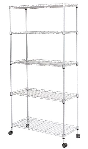 Wire Shelves (Silver) - 4