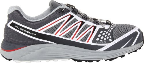 Salomon - XR Crossmax 2 - 355474 - Couleur: Blanc-Gris-Rouge - Pointure: 42.6