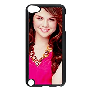 selena gomez in pink skirt normal iPod Touch 5 Case Black present pp001_7928355
