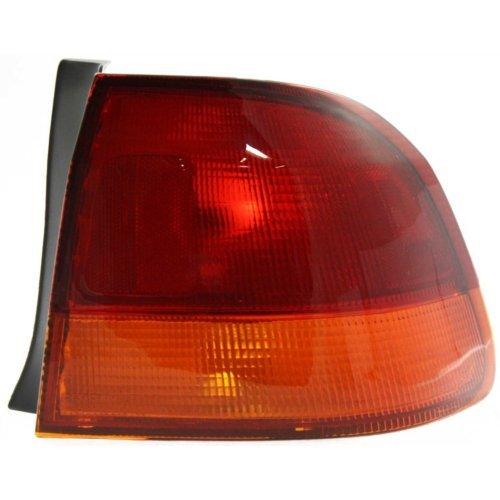 Garage-Pro Tail Light for HONDA CIVIC 96-98 RH Outer Lens and Housing Sedan