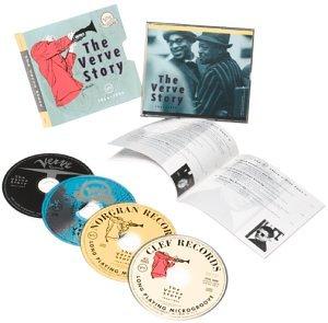 The Verve Story: 1944-1994 by Polygram Records