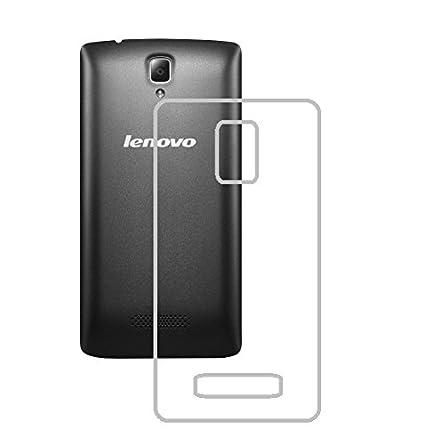 sale retailer 6822e 291cd Cell-loid Back Cover for Lenovo A2010 - Transparent
