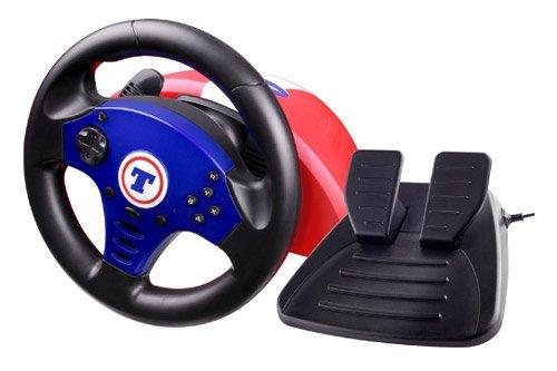 Kart Challenge Racing Wheel Wii