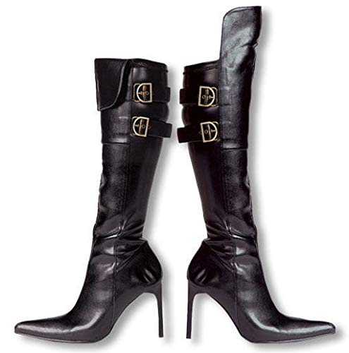 Horror-Shop Piratenlady Piratenlady Piratenlady Stiefel Gr. 39 39 c0ec9f