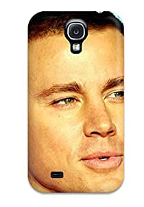 New Cute Funny Channing Tatum Case Cover/ Galaxy S4 Case Cover 3268984K51397176