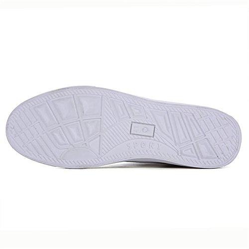 Scarpe Ginnastica Scarpe Cricket Colore da Sportive Scarpe Alta Bianca Colori Stile a Moda Nuovo di da Casual di Camouflage Tendenza da ad Uomo Tendenza Rww5SqB6
