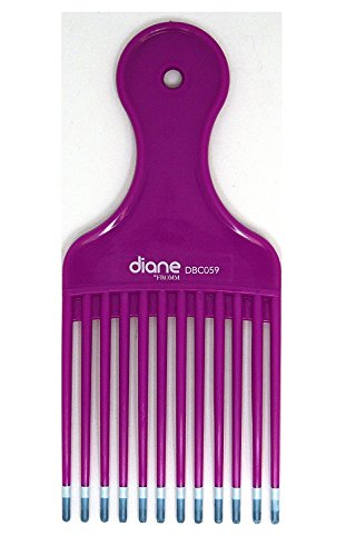 Diane Mebco Fromm Large Lift Comb Double Dipped Pik Magenta DBC059