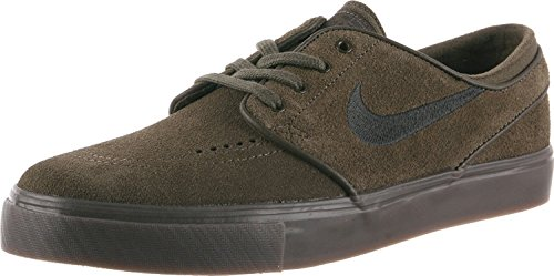 Nike Mens Zoom Stefan Janoski Skate Shoe (6.5 D(M) US, FIELDSTONE IRON, 39 unknown EU/6 unknown UK