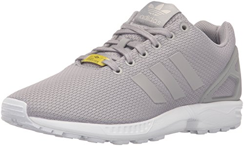 Adidas Men ZX Flux Originals Running Shoe Light Granite/Light Granite/Core White