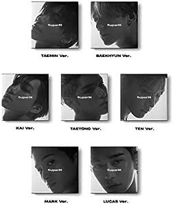 SuperM - 1st mini album [SuperM] (Member Random Ver.)