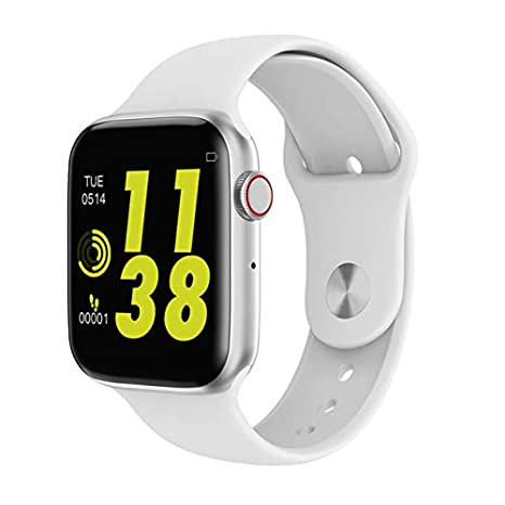 HX0945 W34 Bluetooth Smart Call Reloj ECG Monitor De Ritmo ...