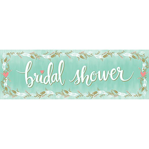 Large Bridal Shower Party Banner