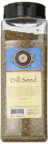 Spice Appeal Dill Seed, 16 Ounce (Dill Seed Frontier)