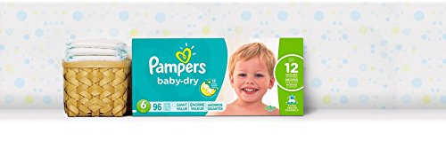 8995271ee98 Pampers Baby-Dry Disposable Diapers Size 6