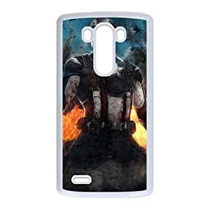 Captain America LG G3 Phone Case Black white Gift Holiday Gifts Souvenir Halloween Gift Christmas Gifts TIGER156633