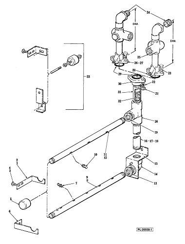 Hobart 00-289400-00002 Hobart UPPER RINSE ARM (00-289400-00002) by Hobart (Image #1)
