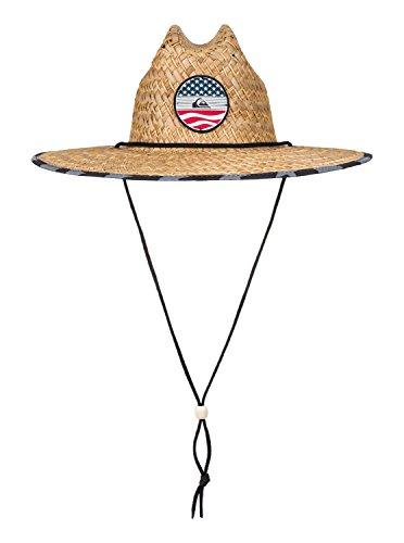 quiksilver-mens-pierside-straw-sun-hat-dark-shadow-large-x-large